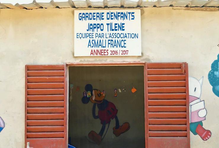 Stop info : École de Tilène