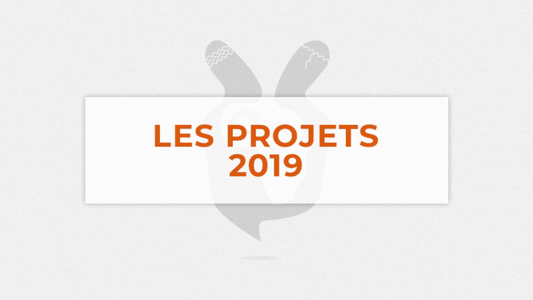 Projet en cours 2019