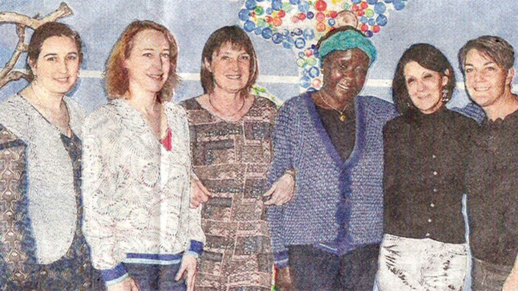Stop info : Salma à la maternelle du Centre à Craponnes