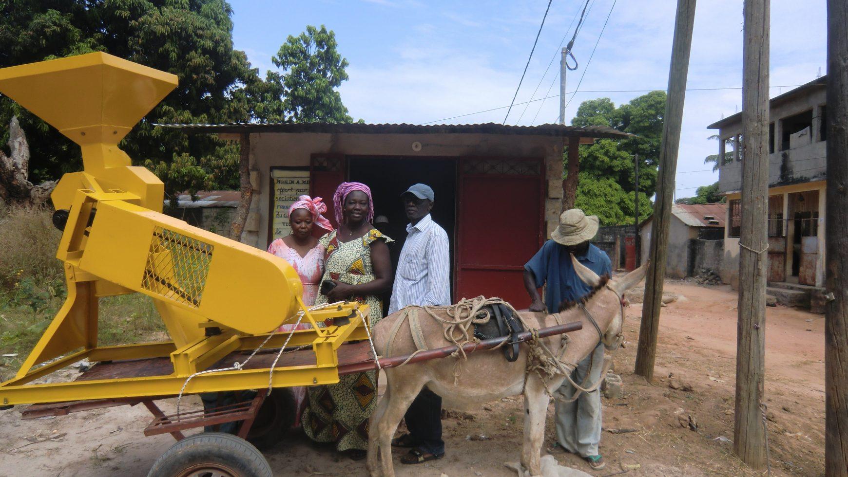 Actions au Sénégal (2015)