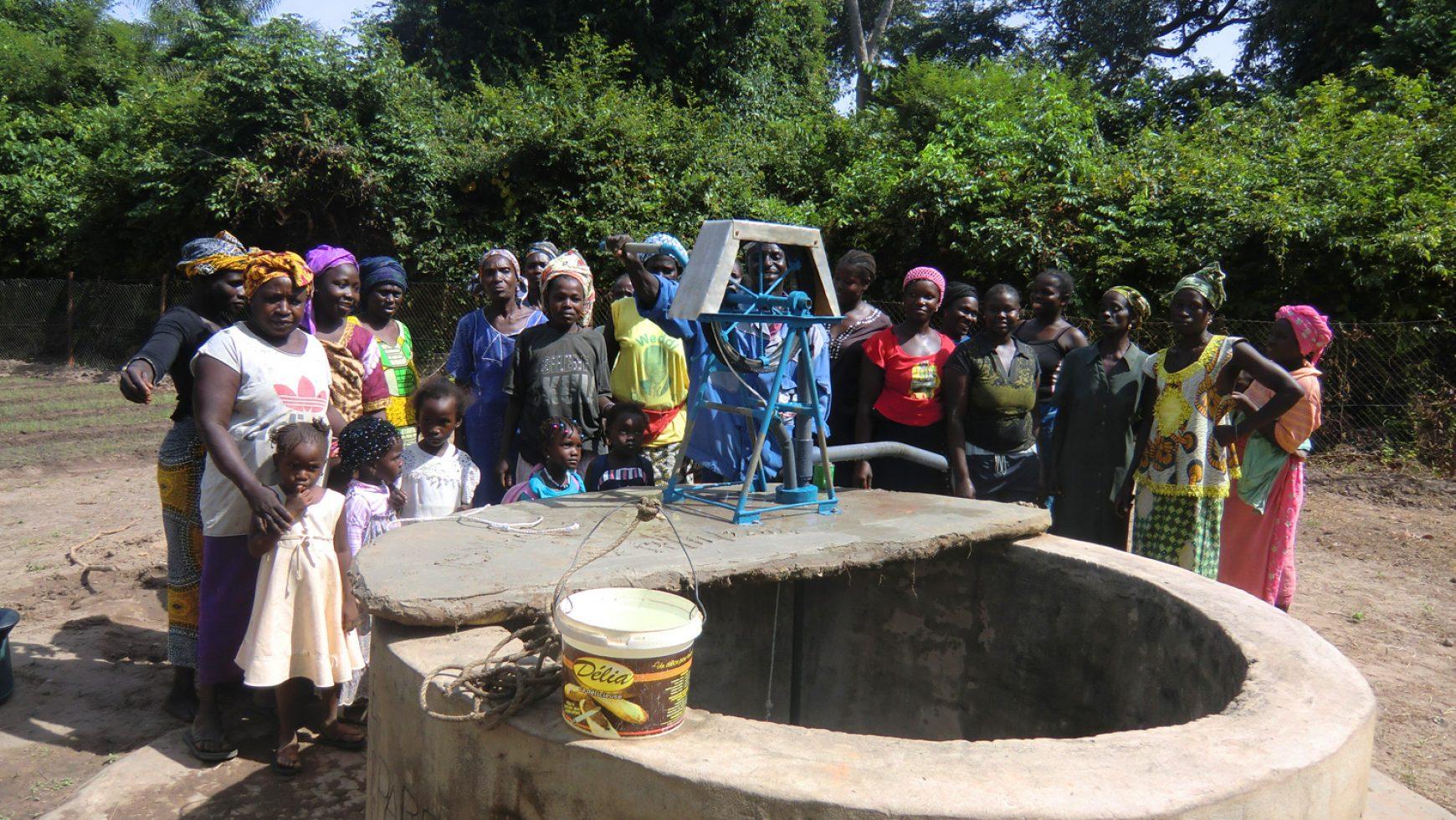 Actions au Sénégal (2014)