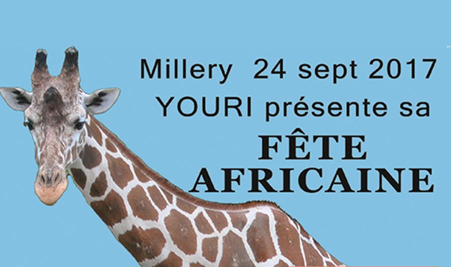 Marché Africain – Youri de Millery