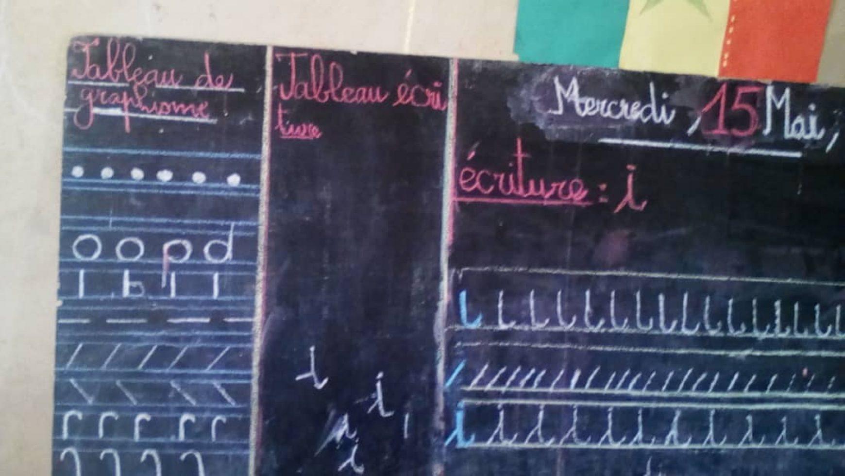 Stop info : Des nouvelles de l'école maternelle de l'île Kouba